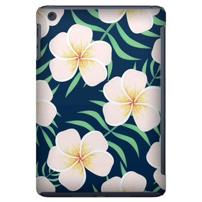Hawaiian Plumeria iPad 3/4, iPad Mini 1 and iPad Mini 4 Tablet Case - Purdycase