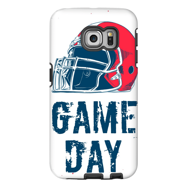 Football Game Day Galaxy S6 Edge and S6 Edge Plus Tough Case