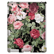 Pink Red Rose iPad 3/4, iPad Mini 1 and iPad Mini 4 Tablet Case
