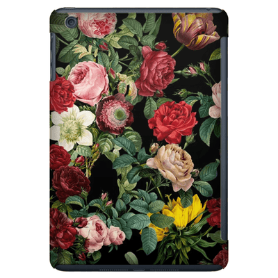 Multi-Color Rose iPad 3/4, iPad Mini 1 and iPad Mini 4 Tablet Case - Purdycase