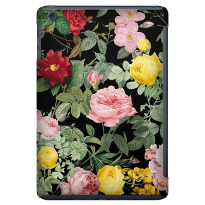 Pink Rose iPad 3/4, iPad Mini 1 and iPad Mini 4 Tablet Case - Purdycase