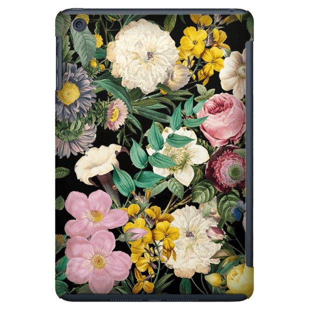 Multi-Color Rose iPad 3/4, iPad Mini 1 and iPad Mini 4 Tablet Case