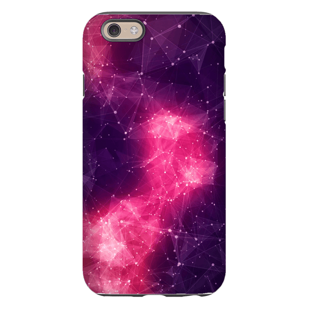 Nebula Purple Space iPhone 6 Series Tough Case