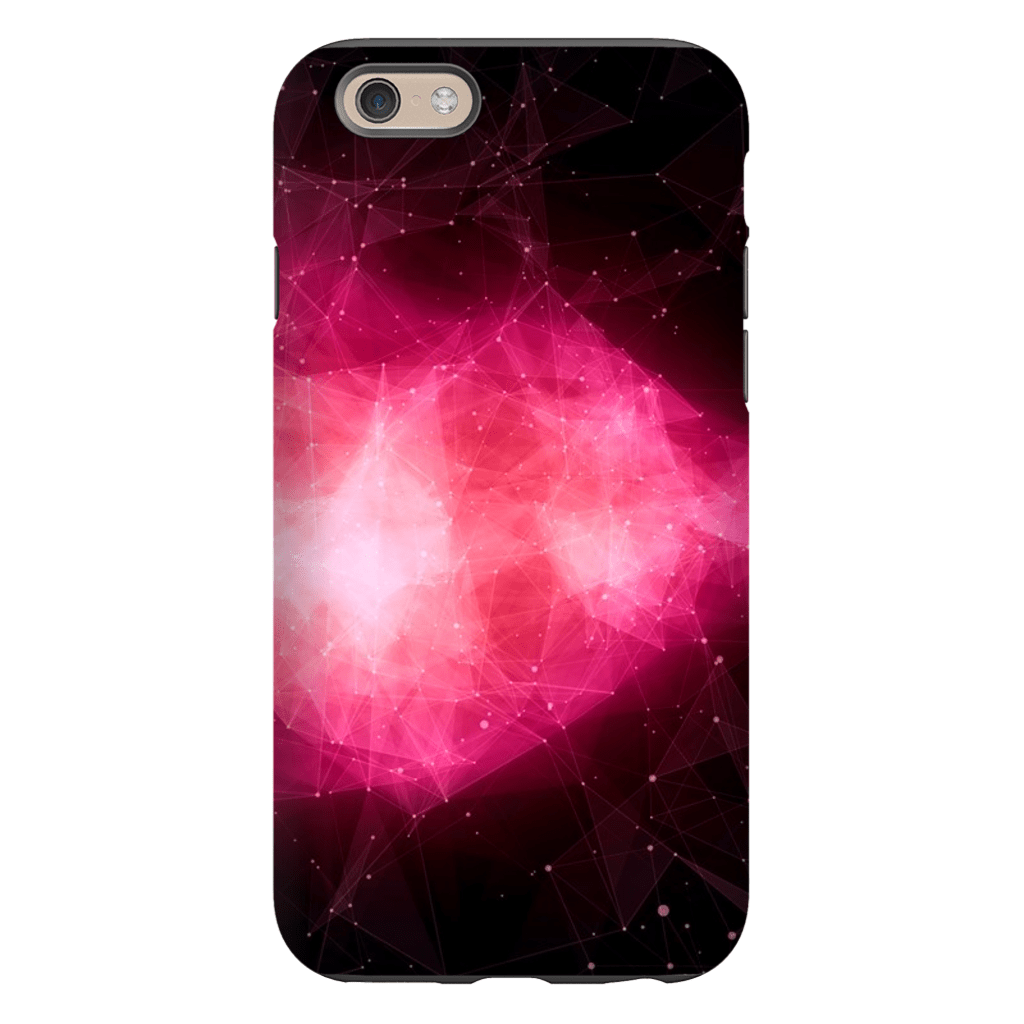 Pink Space iPhone 6 Series Tough Case - Purdycase