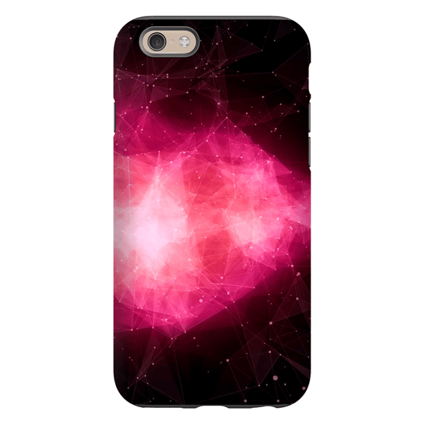 Pink Space iPhone 6 Series Tough Case