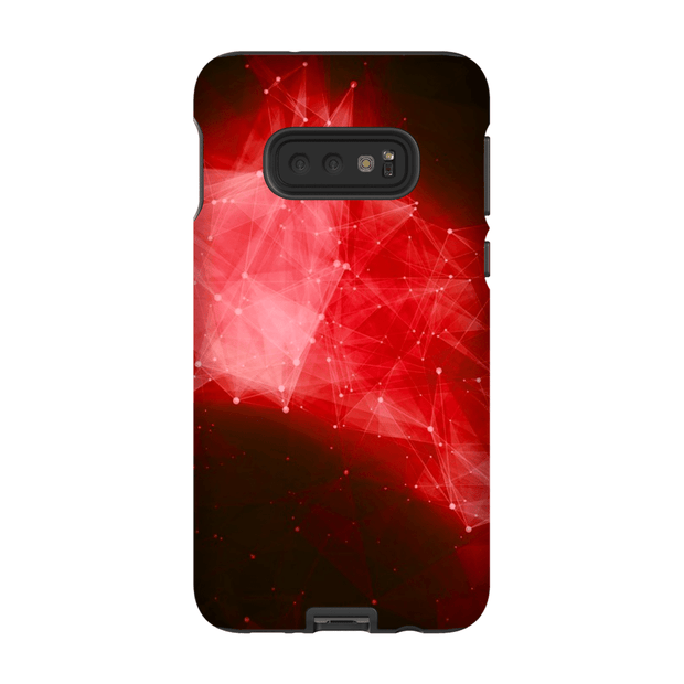 Nebula Space Red Constellation Galaxy 10 Series Tough Case