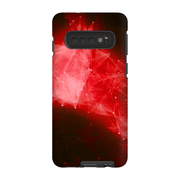 Nebula Space Red Constellation Galaxy 10 Series Tough Case - Purdycase