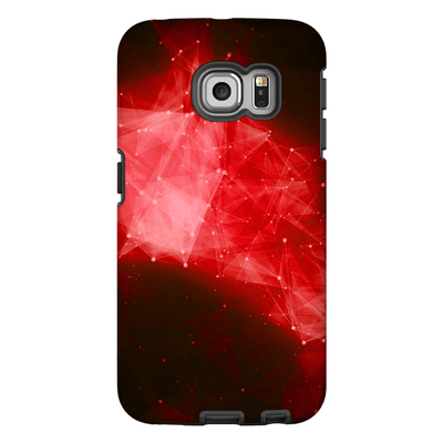 Pink Abstract Space Galaxy S6 Edge and S6 Edge Plus - Purdycase
