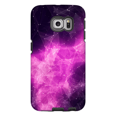 Purple Blast Space Galaxy S6 Edge and S6 Edge Plus - Purdycase