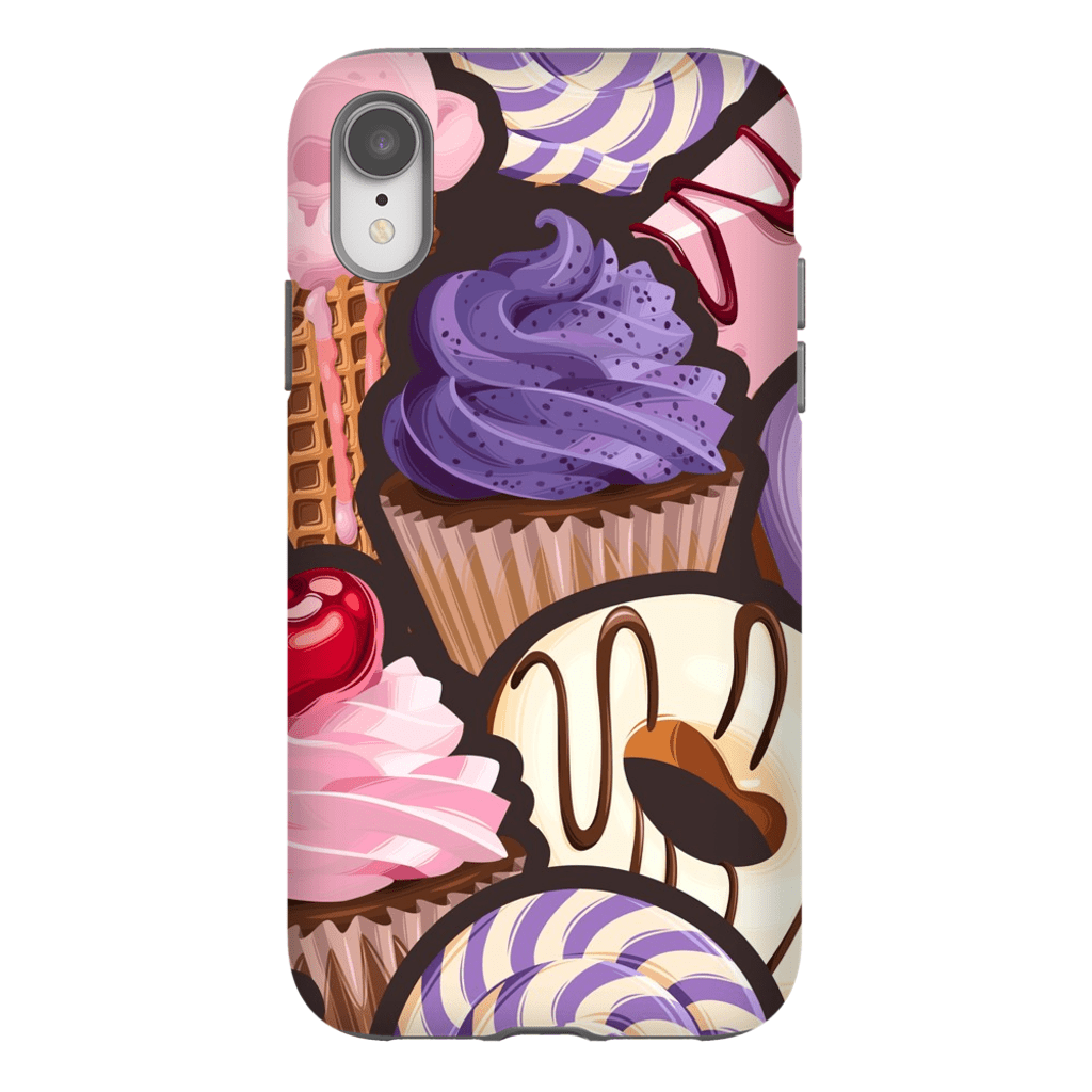 Sweet Treat Medley iPhone X-XS Max Tough Case - Purdycase