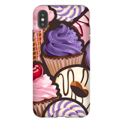Sweet Treat Medley iPhone X-XS Max Tough Case