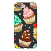 Sprinkled Cupcake Treats iPhone 7 and 7 Plus Tough Case