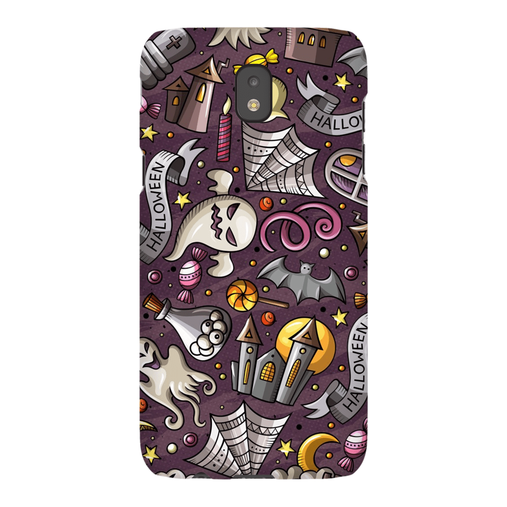 Ghost Medley Galaxy A3 - S10 Series Tough Case - Purdycase