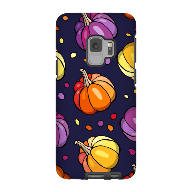 Pumpkin Flakes Galaxy A3 - S10 Series Tough Case