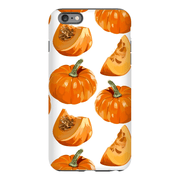 White Pumpkin Spice iPhone 5-XS Max Series Tough Case