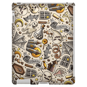 Ghostly Halloween Medley iPad Mini 3/4, IPadMini 1 and iPadMini 4 Tablet Case