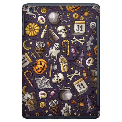 Halloween Medley iPad Mini 3/4, IPadMini 1 and iPadMini 4 Tablet Case