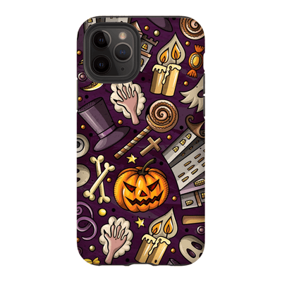 Scary Pumpkin Halloween iPhone 11 Pro Series