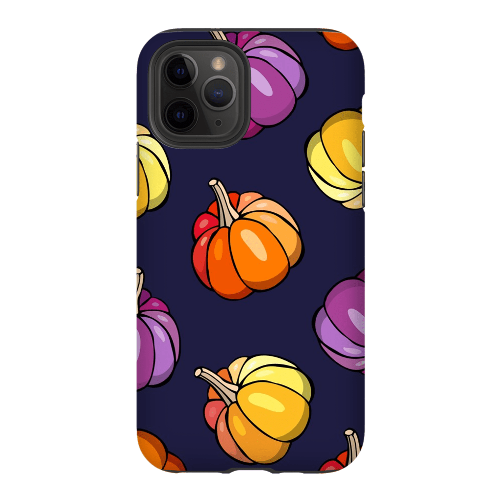 Pumpkin iPhone 11 Series - Purdycase