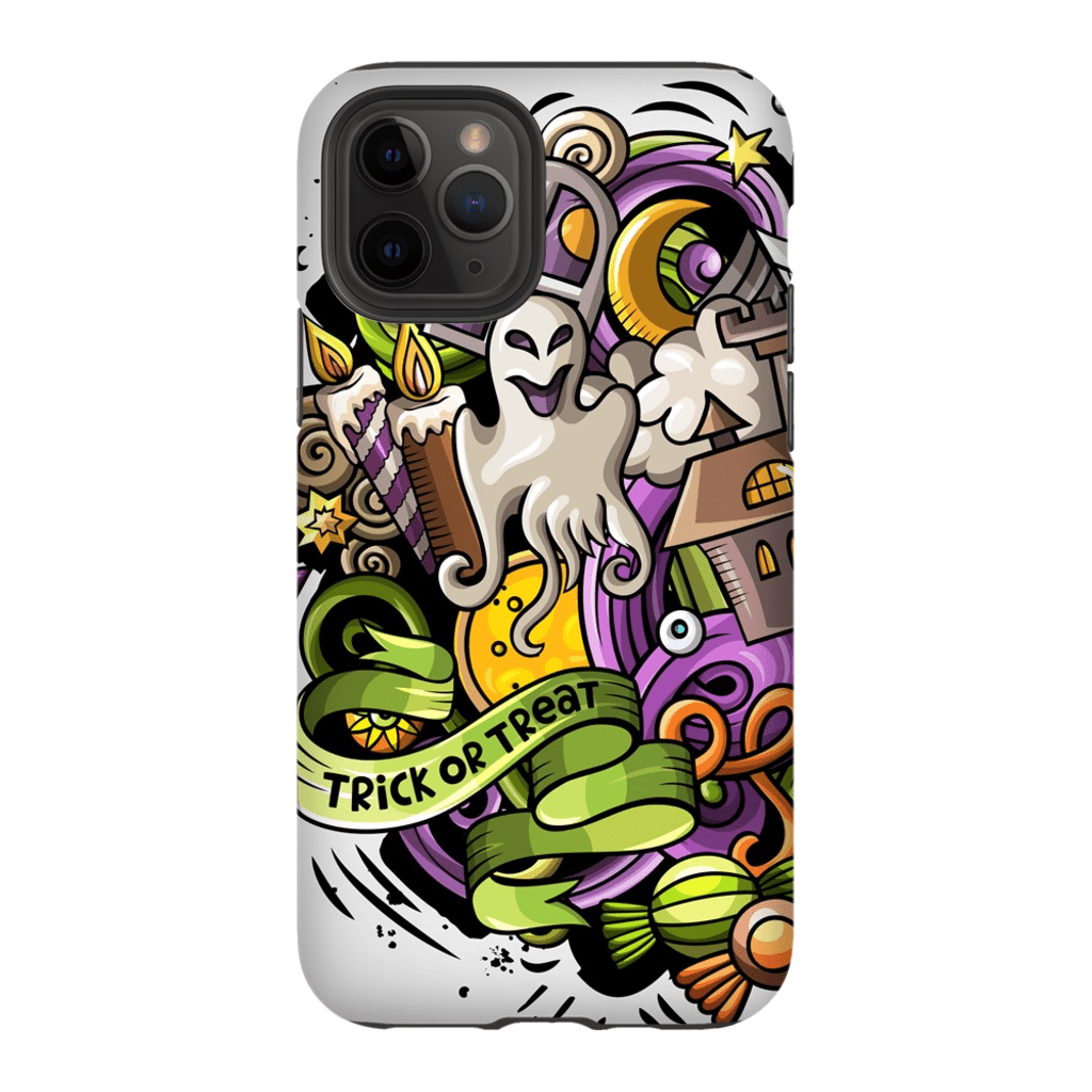 Trick or Treat Halloween iPhone 11 Series - Purdycase