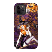 Sexy Pinup Halloween iPhone 11 Series