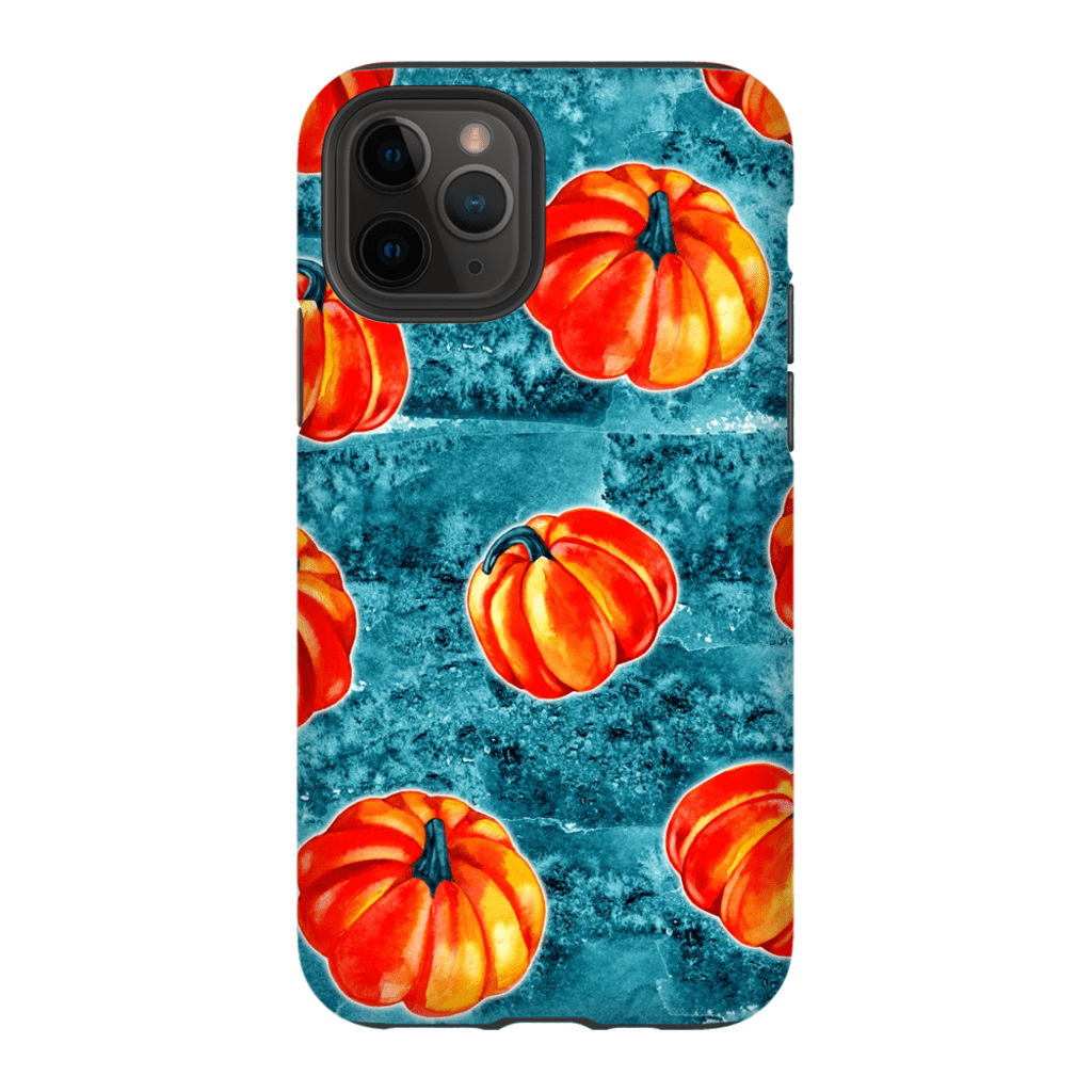 Blue Pumpkin Autumn iPhone 11 Series - Purdycase