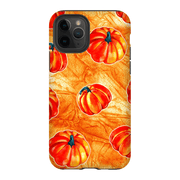 Orange Pumpkin Autumn iPhone 11 Series