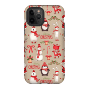Snowman Christmas iPhone 11 Series