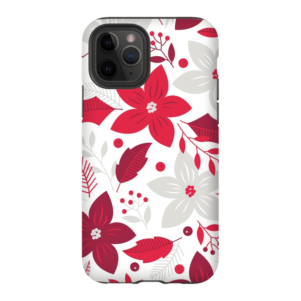 Christmas Floral iPhone 11 Series