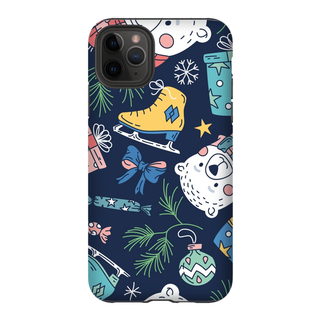 Christmas Medley iPhone 11 Series - Purdycase