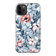 Christmas Winter Floral iPhone 11 Series
