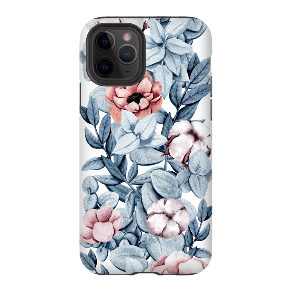 Christmas Winter Floral iPhone 11 Series - Purdycase
