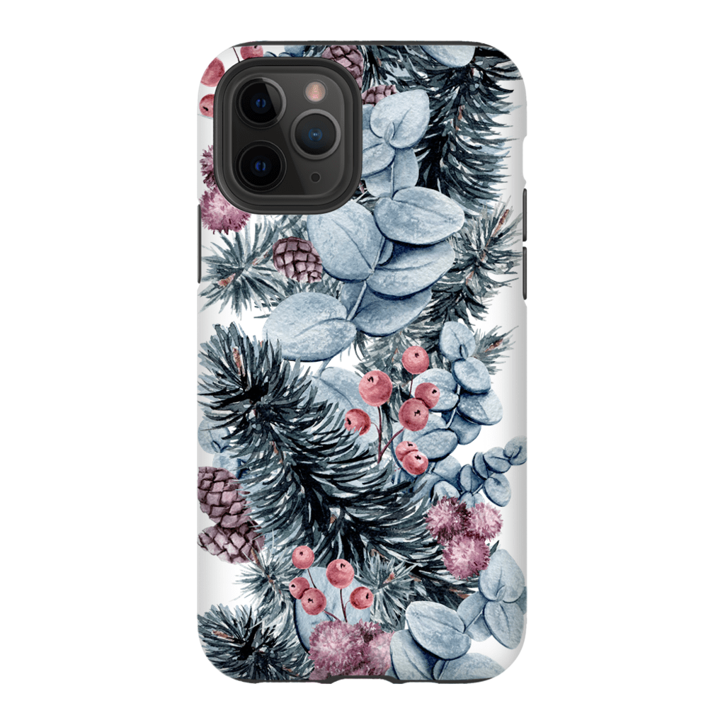 Christmas Winter Wreath iPhone 11 Series - Purdycase