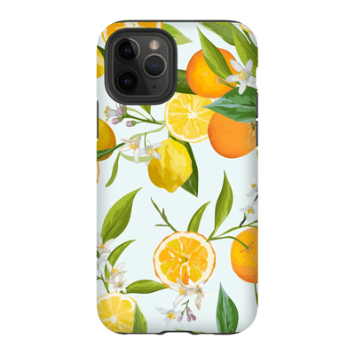 Orange and Lemon iPhone 11 Series - Purdycase