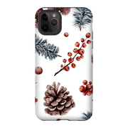 Winter Pinecone iPhone 11 Series
