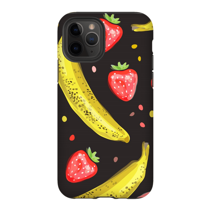 Strawberry Banana iPhone 11 Series