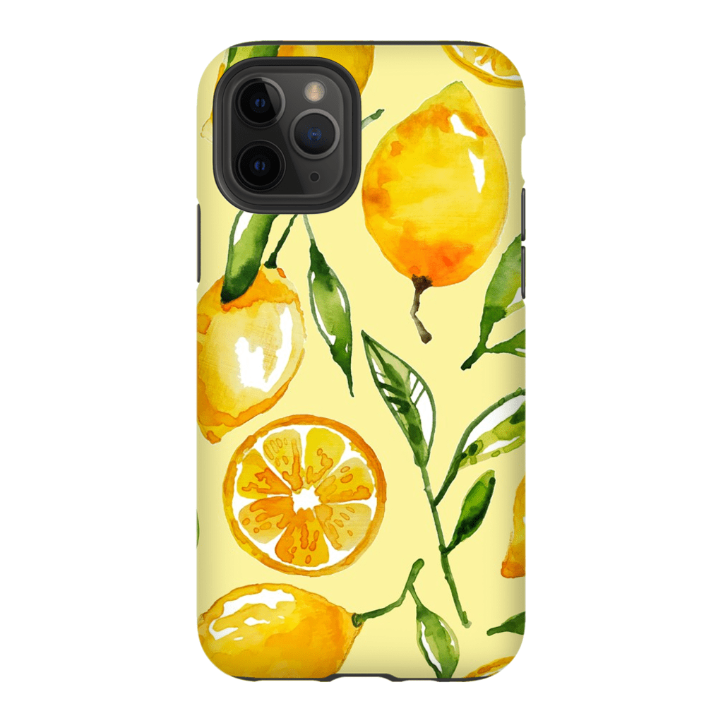 Slice of Lemon iPhone 11 Series - Purdycase