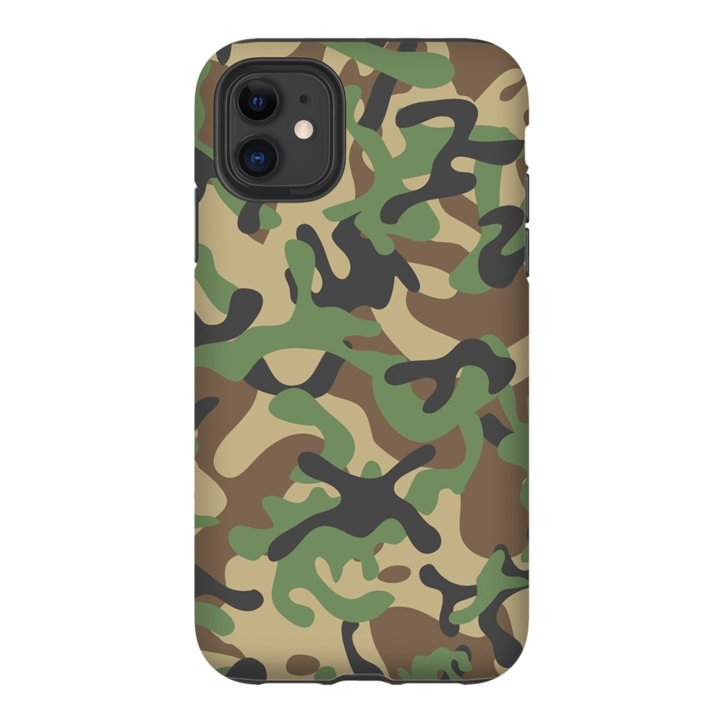 Army Green iPhone 11 Series - Purdycase