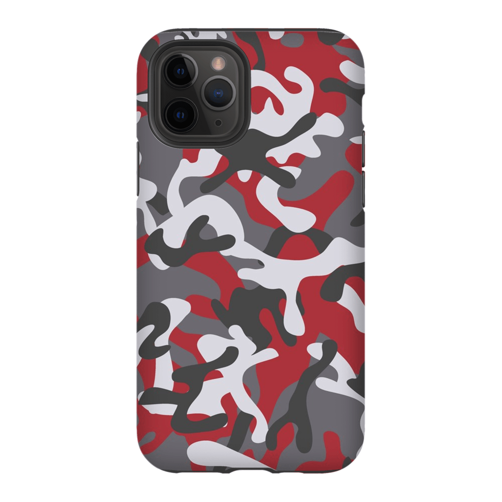 Army Red iPhone 11 Series - Purdycase