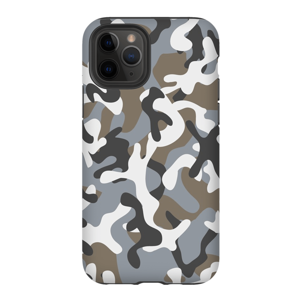 Army Gray iPhone 11 Series - Purdycase
