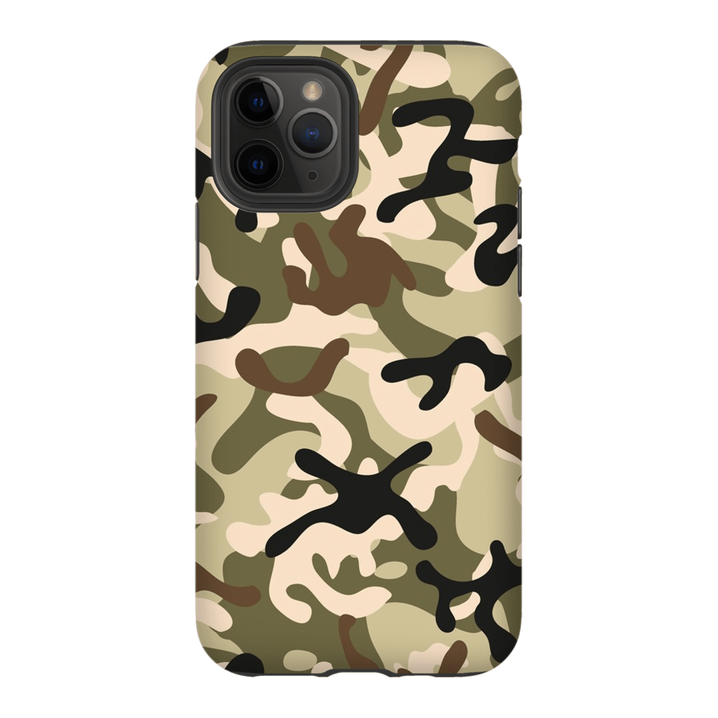Army Tan iPhone 11 Series - Purdycase
