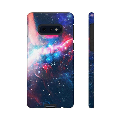 Space Blue Galaxy 10 Series Tough Case - Purdycase