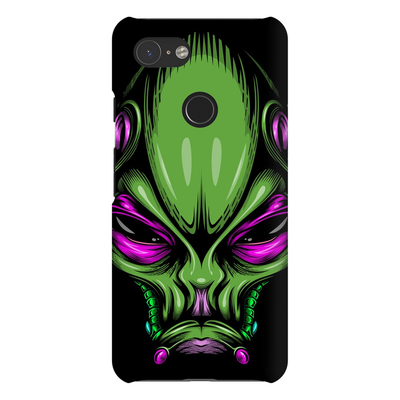 Green Alien Google Pixel X-3XL Series