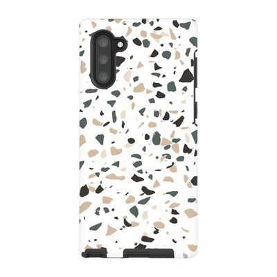 Terrazzo Specks Galaxy Note 10 and 10 Plus Tough Case - Purdycase