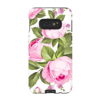 Pink Rose Medley Galaxy S10 Series