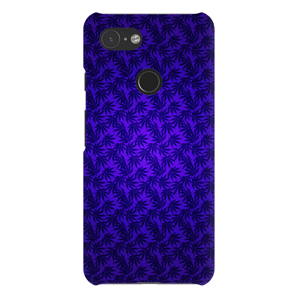 Purple Cannabis Google Pixel Series - Purdycase