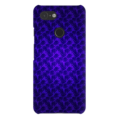 Purple Cannabis Google Pixel Series