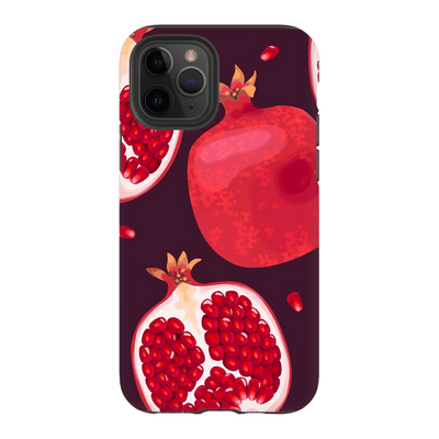 Pomegranate iPhone 11 Series
