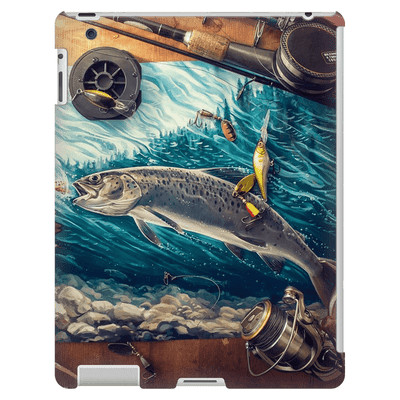 Trout iPad 3/4 Mini, Tablet Case