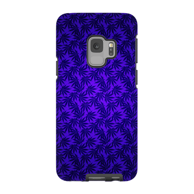 Purple Cannabis Galaxy 6-9 Series Tough Case